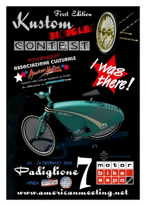 1st Kustom Bicycles CONTEST